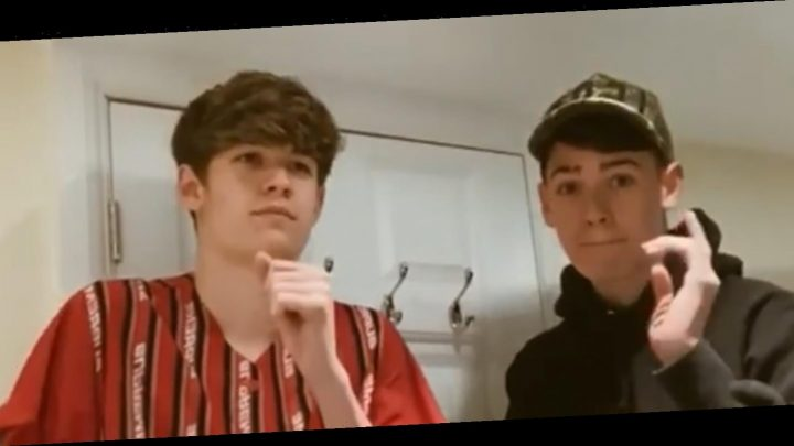 Max & Harvey Sing & Dance in Their Bathroom for Eminem & Juice WRLD 'Godzilla' Cover (Video)