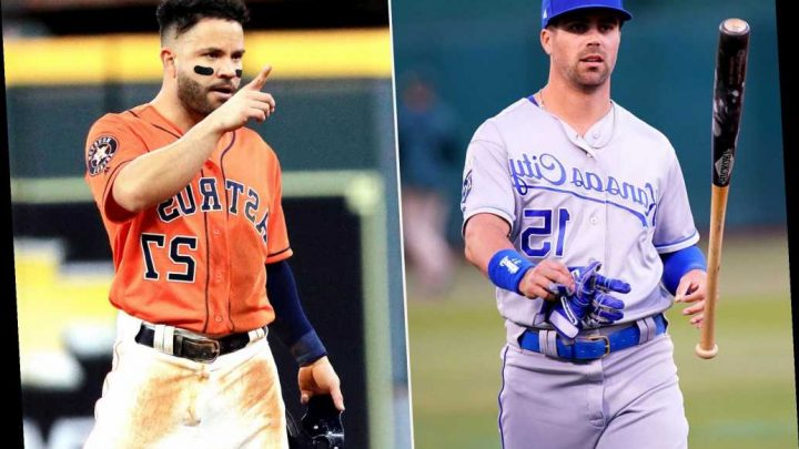 Jose Altuve sign-stealing backlash grows with Whit Merrifield's All-Star anger
