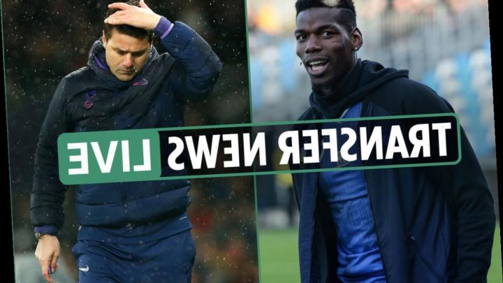6.30pm Transfer news LIVE: Pogba certain to join Real Madrid or Juventus, Barcelona almost hired Pochettino – The Sun