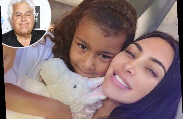 Kim Kardashian Reveals How Jay Leno Inspired North West's Name
