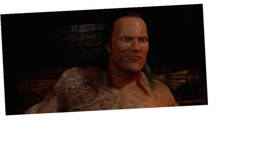 YouTubers Just Fixed The Rock's Awful CGI Face in 'The Mummy Returns'