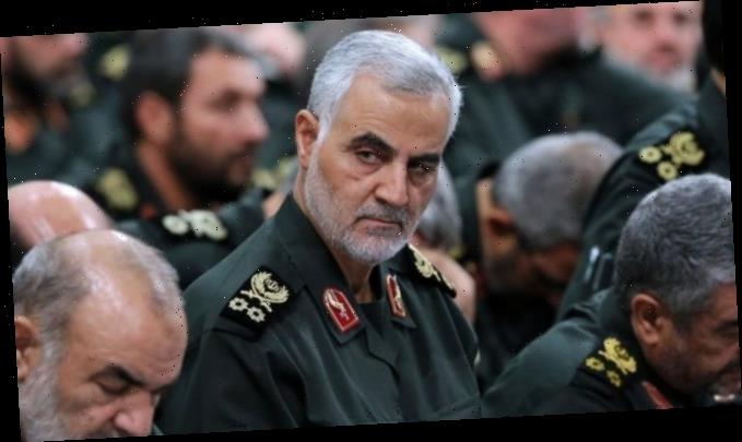'Six killed in airstrike targeting Iran-backed militants' hours after US attack on Iranian general Qasem Soleimani