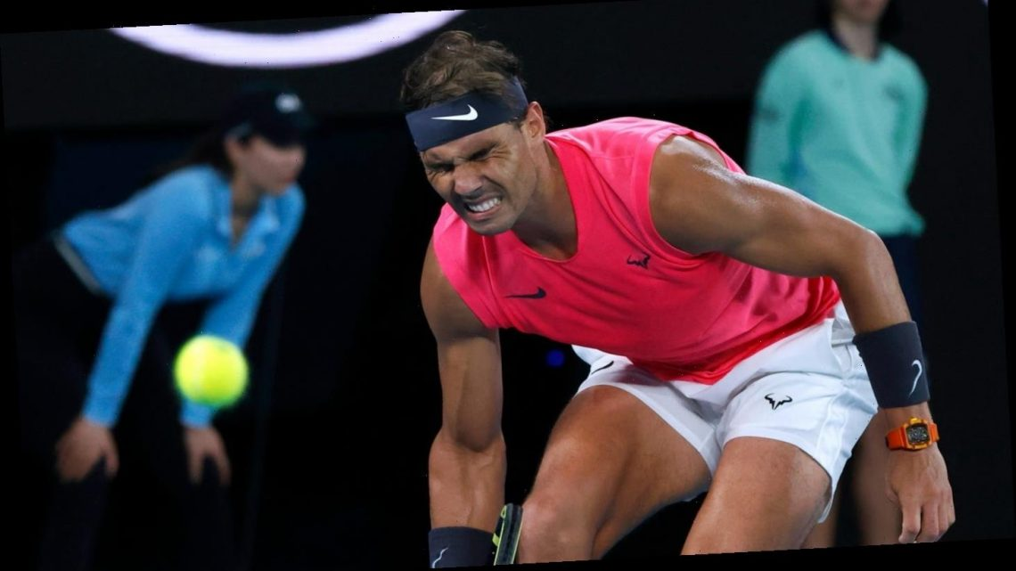 Dominic Thiem upsets world No. 1 Rafael Nadal in Australian Open quarterfinals
