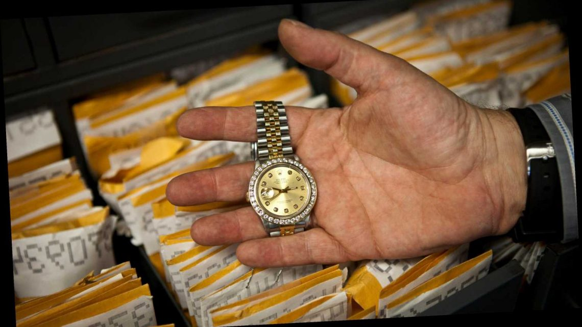 'Antiques Roadshow': Man topples over after learning what his $345 Rolex is worth today