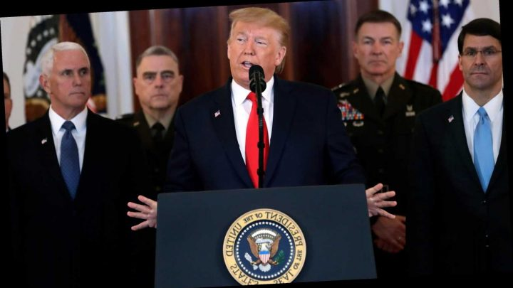 VFW calls on Trump to apologize for 'misguided remarks' on brain injuries in Iran missile attack
