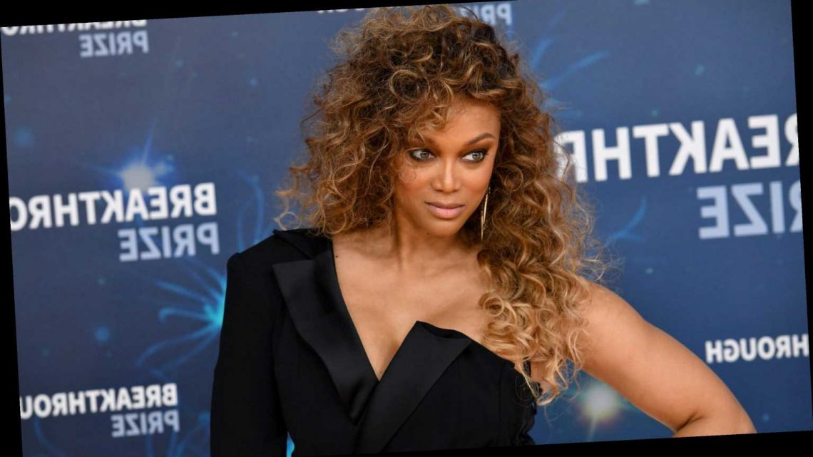 Former 'America's Got Talent' host Tyra Banks praises Gabrielle Union amid show drama