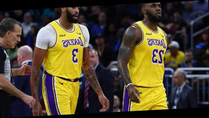 Los Angeles Lakers at New York Knicks odds, picks and best bets