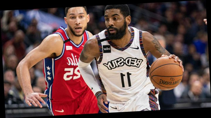 Philadelphia 76ers at Brooklyn Nets odds, picks and best bets