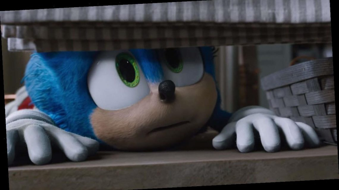 Sonic The Hedgehog Movie Tickets Are Available Now