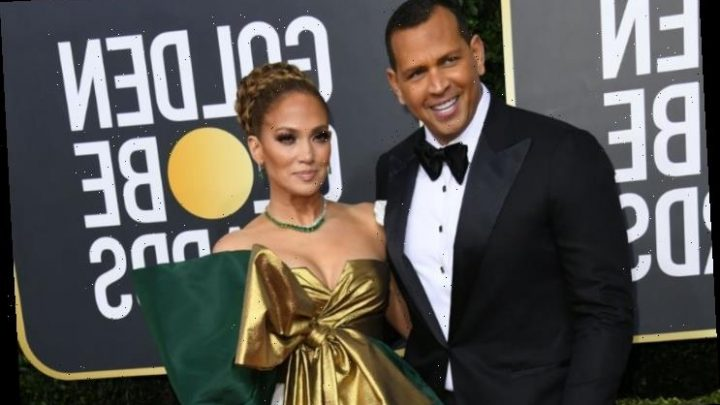 Alex Rodriguez Salutes Jennifer Lopez as 'True Champion' Despite Golden Globes Loss