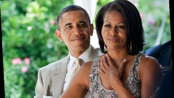 Barack Obama Showers Michelle With Kisses in Sweet Pictures on Her 56th Birthday