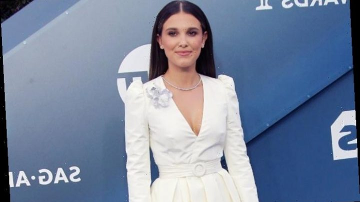 Millie Bobby Brown Faces Backlash Over 'Inappropriate' SAG Awards Outfit: She Looks 40