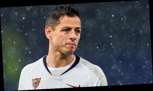 Javier Hernandez: LA Galaxy sign ex-Manchester United and West Ham striker