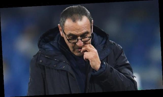Napoli 2-1 Juventus: Maurizio Sarri loses on return to old club