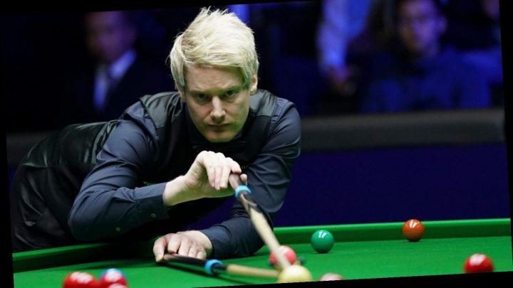 Neil Robertson makes Masters Snooker pledge to Australian wildlife rescue charity