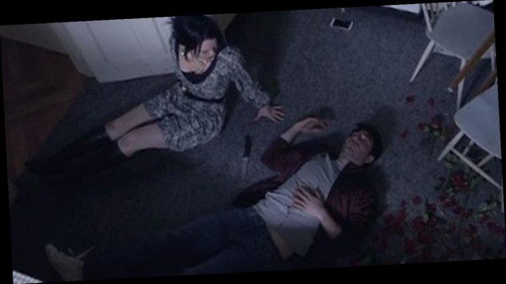 EastEnders death confirmed as Whitney kills stalker Leo in bloody final showdown