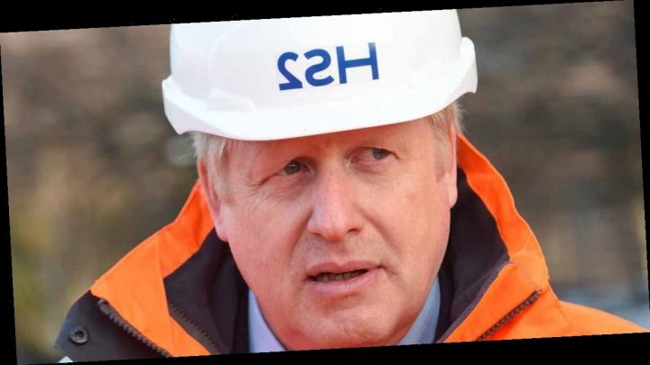Nearly 1,000 HS2 staff take home pay over £50k as project soars to over £100bn