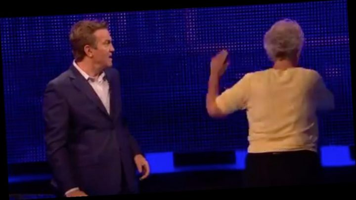 The Chase's Bradley gobsmacked as woman 'walks off' set after low offer blunder