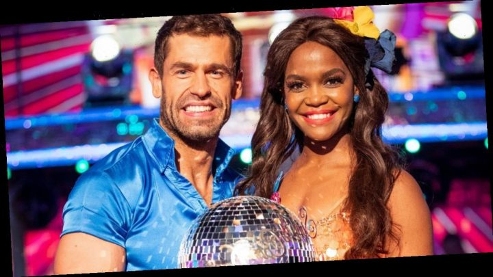Strictly bosses 'fear Oti Mabuse will quit over Kelvin Fletcher romance rumours'