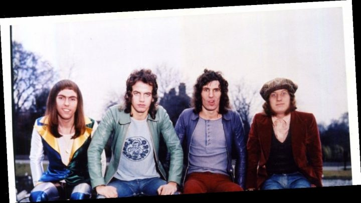 Slade split after over 53 years with Don Powell ditched over email by Dave Hill