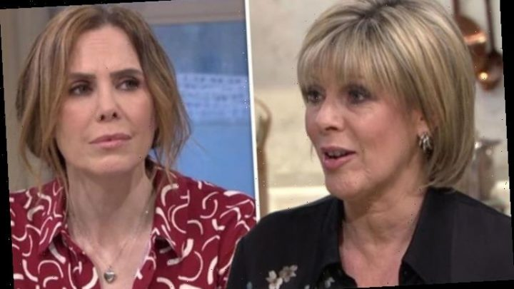 Ruth Langsford: This Morning host makes emotional plea to distressed caller during show