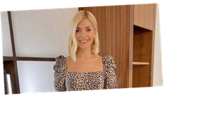 Holly Willoughby has found the perfect leopard print dress from high street store & Other Stories