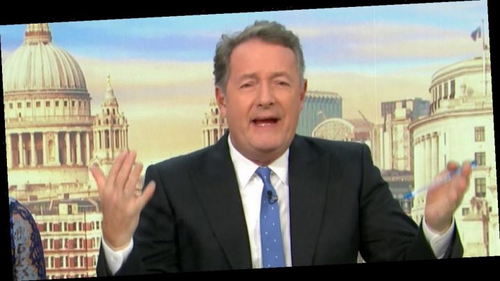 Good Morning Britain viewers divided as Piers Morgan still 'missing' from show