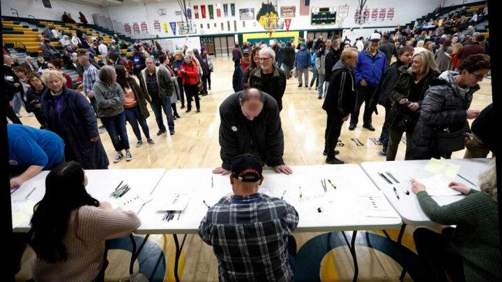 Iowa caucus: Beating Trump outweighs agreeing on issues, poll shows