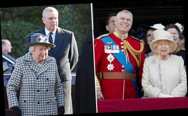 Prince Andrew 'REFUSES promotion to Admiral to save Queen's blushes'