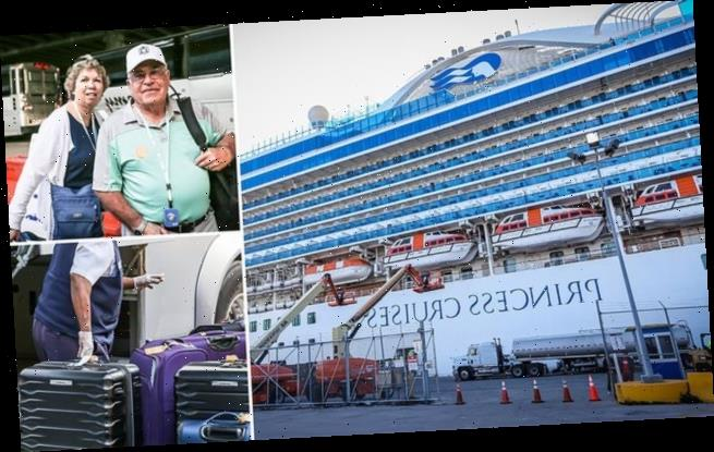 Caribbean Princess passengers with stomach bug arrive in Florida