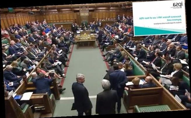MPs 'repeatedly used taxpayer-funded credit cards for personal costs'