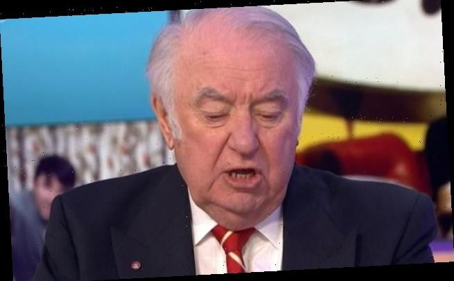 Jimmy Tarbuck reveals he has prostate cancer