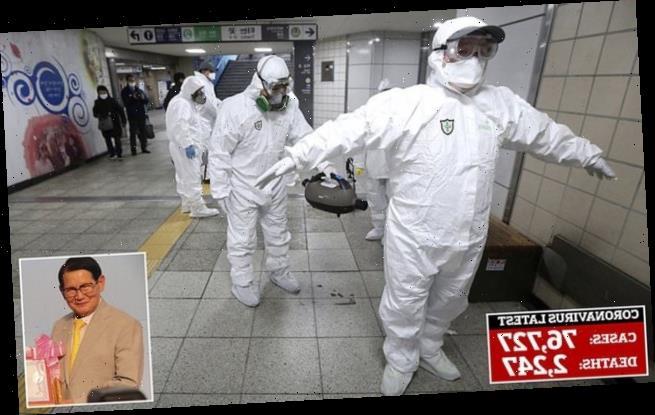 'Cult' leader at centre of South Korea's coronavirus outbreak