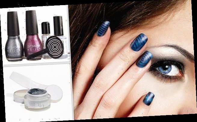 From fake lashes to nail polish… how magnets make you attractive