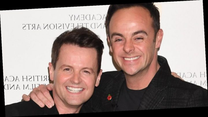 Ant and Dec in 'extensive talks' as Geordie pair unveil future 'sitcom' plans