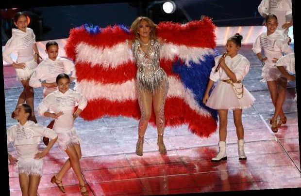 J. Lo & Shakira's Super Bowl Halftime Show Left Viewers Full Of Latinx Pride
