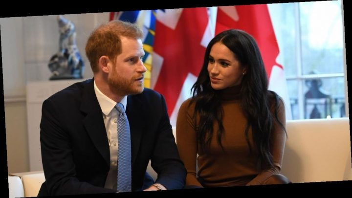 Meghan and Harry confirm they will retain security protection after royal split