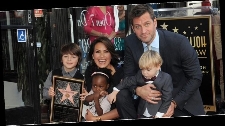 The Cutest Pictures of Peter Hermann and Mariska Hargitay's Family of 5