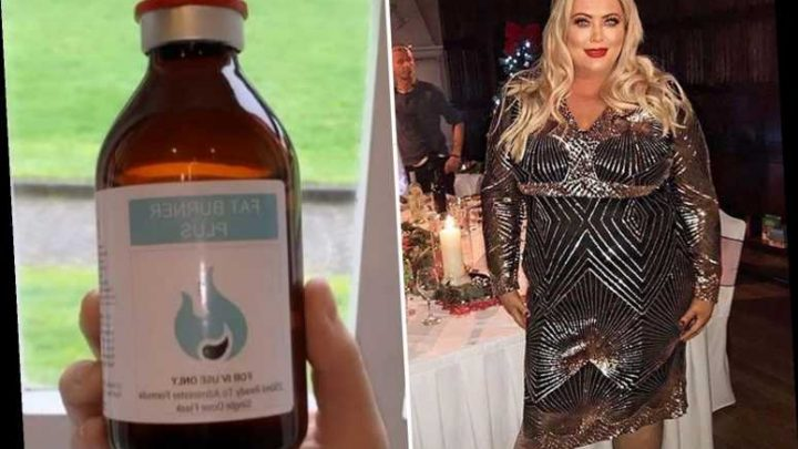 Weight loss: what is the 'fat burner drip' Gemma Collins uses and is it safe? – The Sun