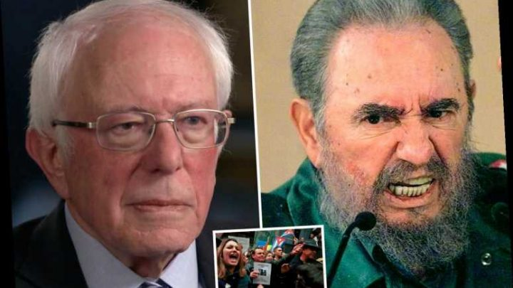 Bernie Sanders' repeated praise of Cuban dictator Fidel Castro may spell 2020 doom for Democratic frontrunner – The Sun