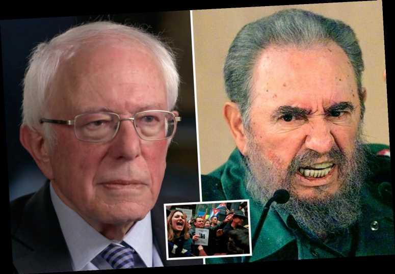 Bernie Sanders' repeated praise of Cuban dictator Fidel Castro may spell 2020 doom for Democratic frontrunner – The Sun