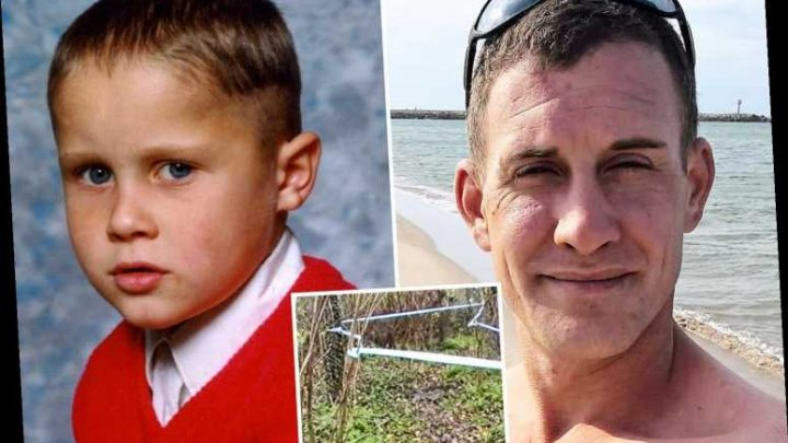 Man, 38, charged with 1994 murder of schoolboy Rikki Neave, 6, found dead in Peterborough woodland – The Sun