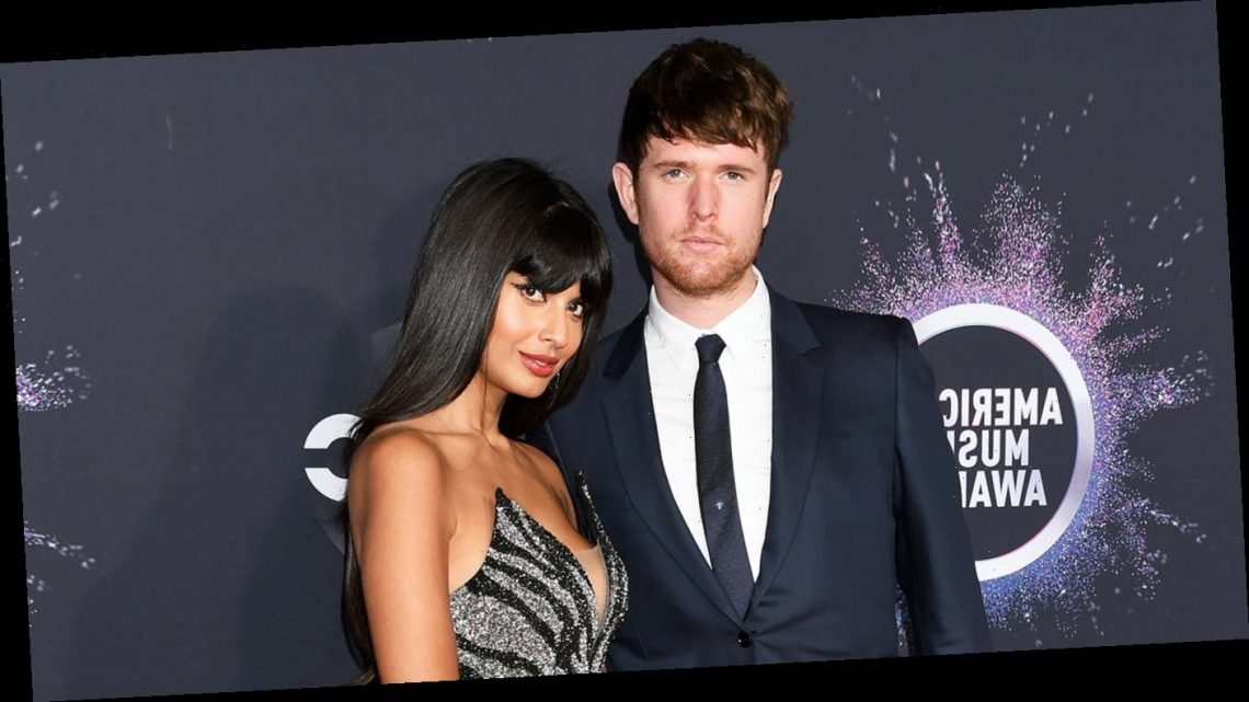 James Blake Slams 'Disgusting' Rumors About GF Jameela Jamil's Health