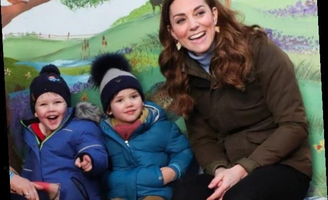 Kate Middleton Opens Up About Motherhood In a Very Personal New Interview
