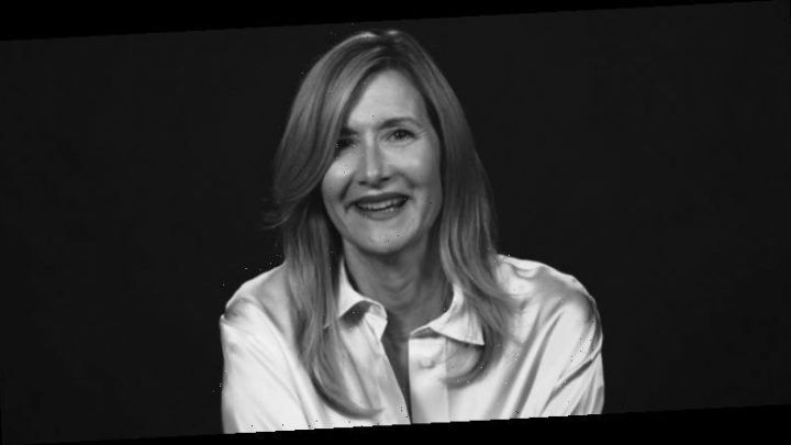 Laura Dern Tells Her Favorite Story About David Lynch