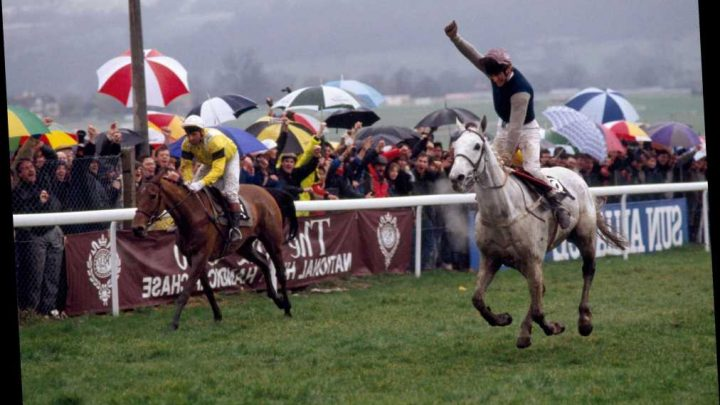 Number 27: The most famous grey of all who defied the odds in a Cheltenham Gold Cup for the ages