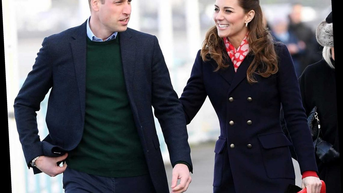 Kate Middleton and Prince William have stepped up PDAs and 'relaxed royal rules' since Meg and Harry quit for Canada