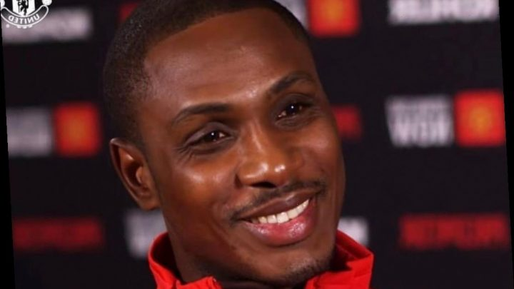 Man Utd open to permanent Odion Ighalo transfer from Shanghai Shenhua if striker impresses in next four months – The Sun
