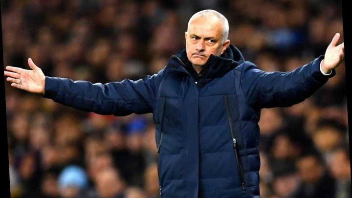 Mourinho feels like 'a gun with no bullets' as strikerless Tottenham struggle to break down Leipzig – The Sun