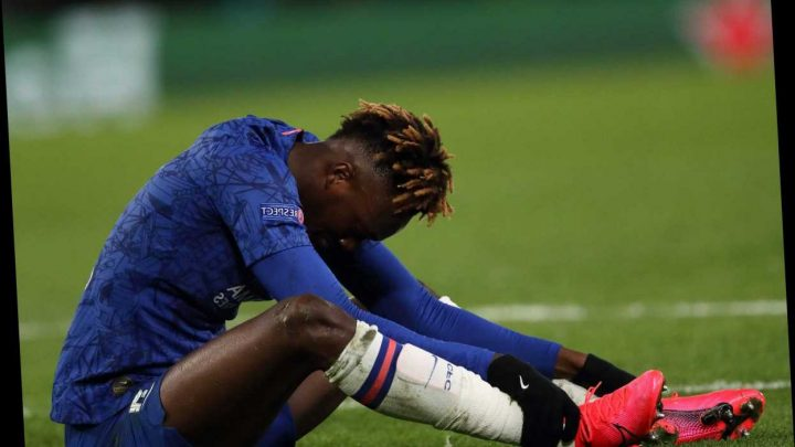 Tammy Abraham jets to Spain to see specialist as Chelsea try to get to bottom of ankle injury woes – The Sun